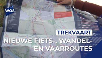 Nieuwe Delflandse trekvaartroutes