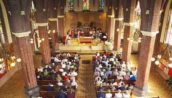 Open Kerk in de Maria Magdalenakerk Maasland