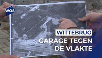 Heulse garage Wittebrug is niet meer