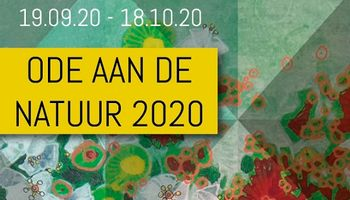 Ode aan de Natuur 2020 in Kunsthuis18