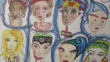 Kinderatelier: Lieselotjes en Superhelden tekenen