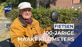De 100-jarige fietser uit Wateringen