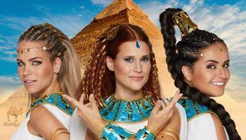 Film K3: Dans van de Farao in Bioscoop De Naald