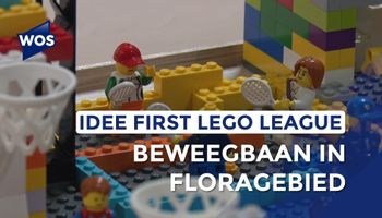 First Lego League dit jaar online