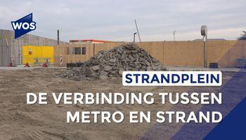 Aanleg Strandplein in Hoek van Holland begonnen