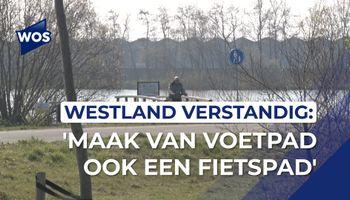 Westland Verstandig wil fiets- en voetpad in Poelzone