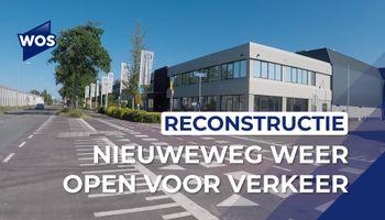 Nieuweweg - Veilingweg open voor verkeer