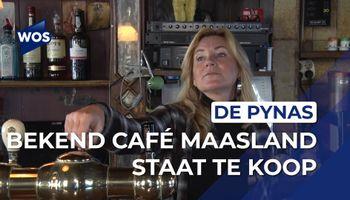 Café De Pynas staat te koop