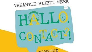 Vakantie Bijbel Week in Monster