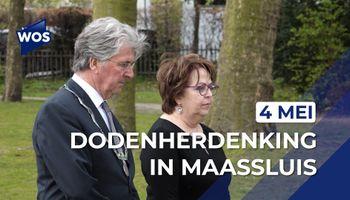 Dodenherdenking in Maassluis