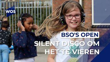 BSO's weer open en dat wordt gevierd