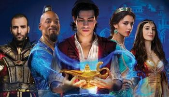 Film Aladdin in Cinema Koningshof
