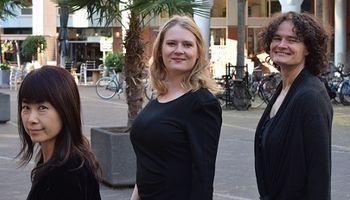 Tuinconcert Trio Colliope bij Op Hodenpijl