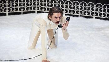 Stefano Keizers met Sorry Baby in Theater Koningshof